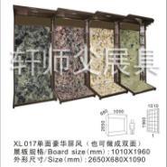 陶瓷展具屏风架瓷砖展架图片