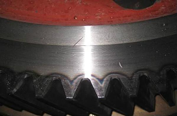 供应扇形齿轮高频淬火机床,齿轮淬火设备