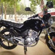 雅马哈天剑125摩托车图片