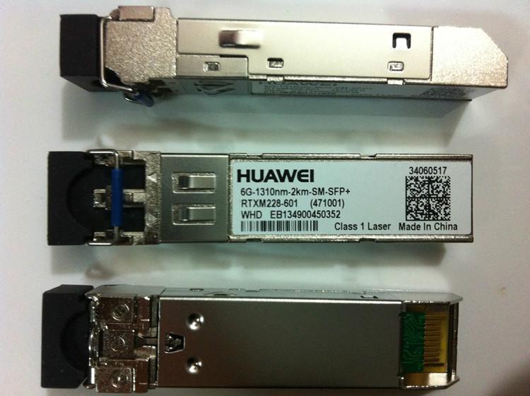 供应RTXM228-601华为光模块6G 2km SFP+带二维码