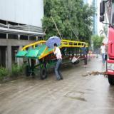 供应广州叉车装柜平台生产厂,番禺叉车装柜平台供货商