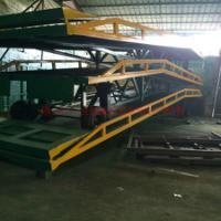 供应大量现货批发移动式登车台10吨