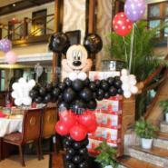 米奇主题气球/米奇宝宝宴图片