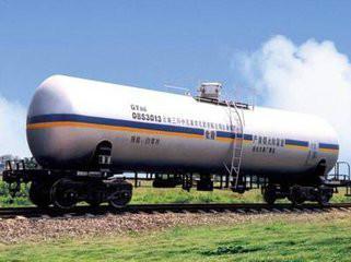供应铁路运输液化气罐车