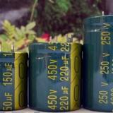 供应牛角电容1000UF250V 30X45/牛脚铝电解电容器