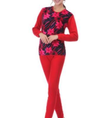 女装保暖内衣图片/女装保暖内衣样板图 (2)