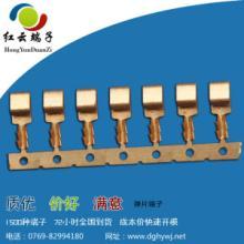 供应弹片端子 压线接线端子 公端插片 端子护套系列图片
