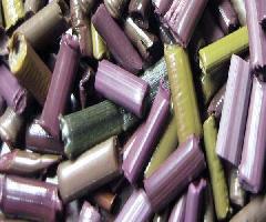 供应 彩色LDPE塑料顆粒