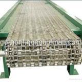 供应不锈钢网带价格实惠广西柳州兴业筛网输送带网