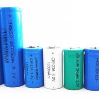 供应CR123A CR2 3V锂锰电池厂家 长期生产批发3V电池