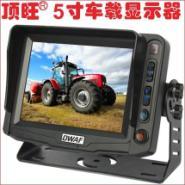 5寸两路视频输入高清车载显示器图片