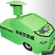 越野式AGV小车重载型搬运机器人图片