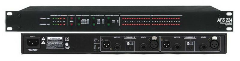 供应AFS224移频反馈抑制器/江门反馈抑制器报价/反馈抑制器参数