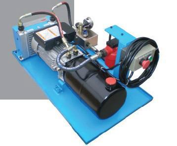 油压机液压系统图片/油压机液压系统样板图 (2)