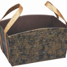 供应皮具系列毛巾篮