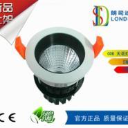 朗司迪照明冷锻式散热器5W天花灯图片