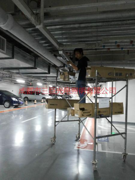 供应云南地下停车场感应LED灯管最低价,云南地下停车场感应LED灯管供应商