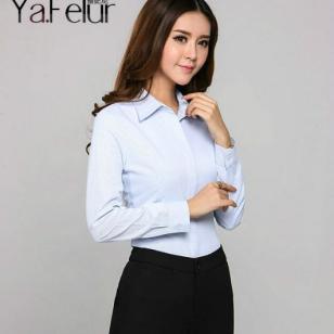 新款韩版女装衬衫定制图片