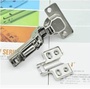 供应液压自卸合页暗藏铰链机柜铰链纯金属滚齿减速缓冲液压铰链