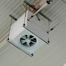 供应高大空间加热机组吊顶暖风机