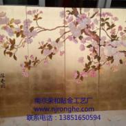供应北京金箔。北京贴金。北京彩绘工程