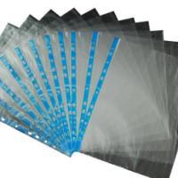 深圳11孔卡片袋|11孔白条袋|PP相册内页|动漫游戏卡片袋