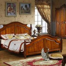 供应实木床、欧式床、美式床、皮床