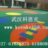 湖北宜昌当阳学校幼儿园EPDM地垫图片