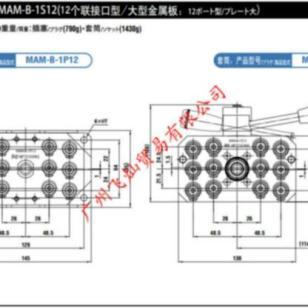 日东工器NITTO接头MAM型图片
