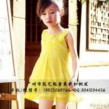 供应安奈儿深圳童装服装尾货市场在哪里比较好