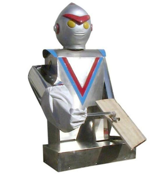 供应福建智能刀削面机器人