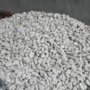 河北4-8毫米滤料鹅卵石厂家图片