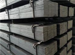供应用于汽车铰链的热镀铰链扁钢厂家  安阳扁钢厂家批发 全国扁钢厂家