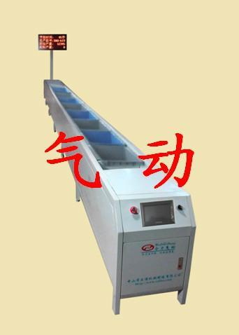 供应精益生产服装气动推框流水线