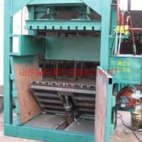 供应废纸打包机自动翻包、80吨废纸打包机-山东恒通液压