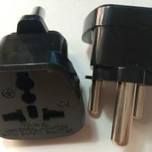 供应大南非转换插头南非标准转换插座
