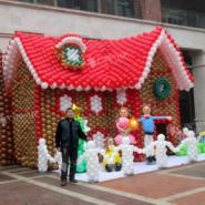 节庆装饰/大型气球装饰/成都气球图片
