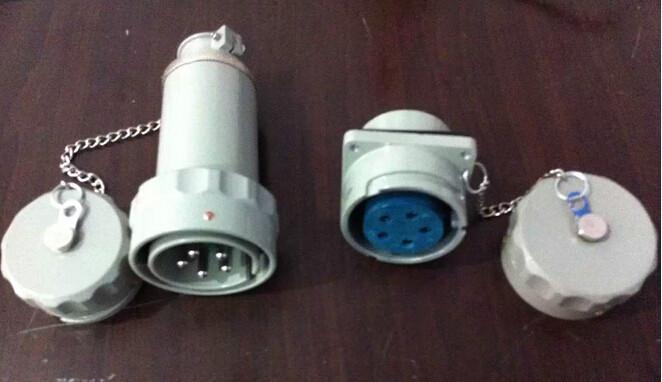 供应220V/YT/GZ防爆电缆插头插座