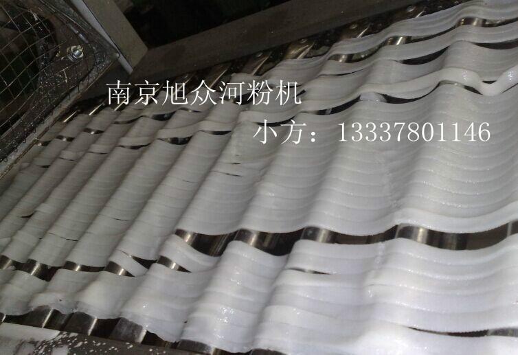 供应江苏全自动河粉机的厂家 、河粉机的价格、做河粉的工艺