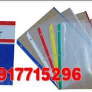 供应PP环保文件袋/PP11孔白条袋/文件袋