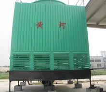 供应工业型方型冷却塔低噪横流塔
