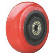 重型大红韩式单轮图片