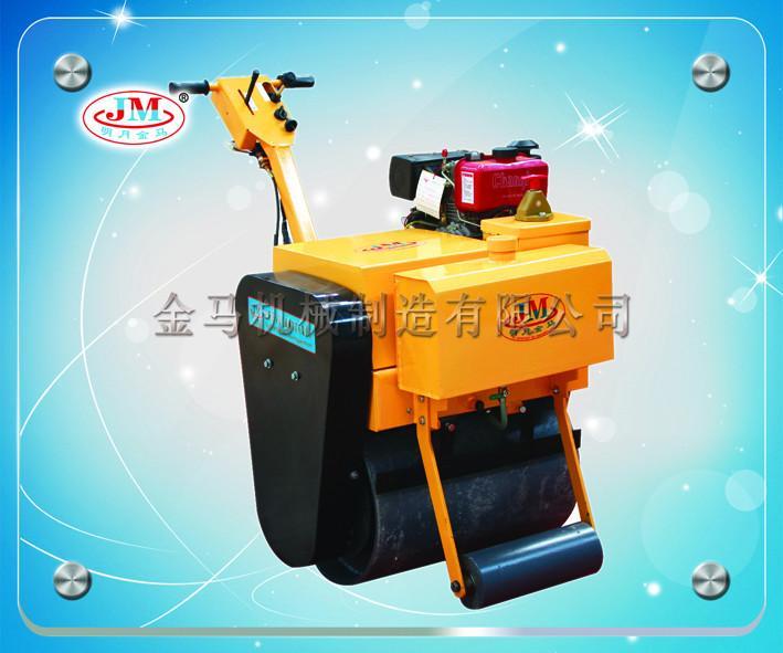 供应路面压实的好帮手小型单轮压路机