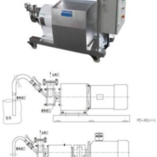 固/液分散混合系统-PD-XG系列图片