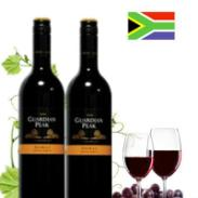南非加第安西拉子红葡萄酒2010图片