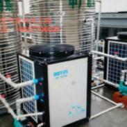 上海15-20吨空气能热水工程图片
