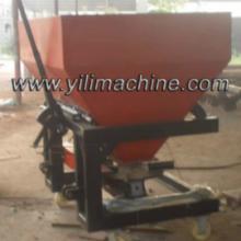 供应双盘撒播器,大容量,拖拉机带动的双斗撒播器