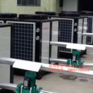 温州空气能热水器替换锅炉图片