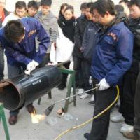 供应钢带波纹管缠绕管连接用热缩套