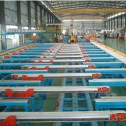 铝型材平移式生产线设备图片